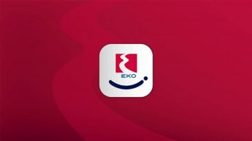 The EKO Smile app by CRM.COM has been awarded with the Innovation Award